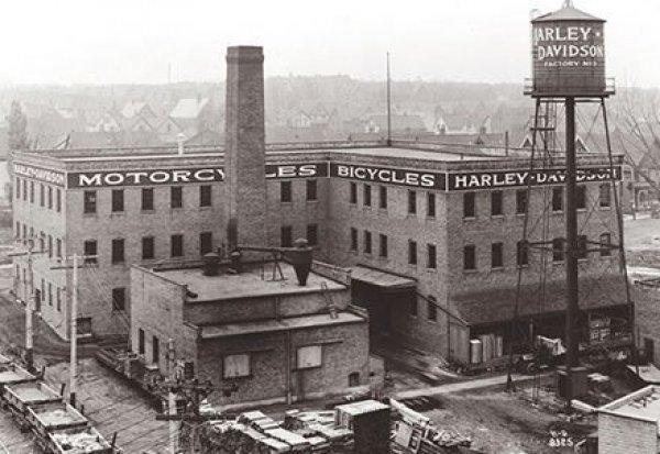 100 yıllık başarı öyküsü: Harley Davidson #4