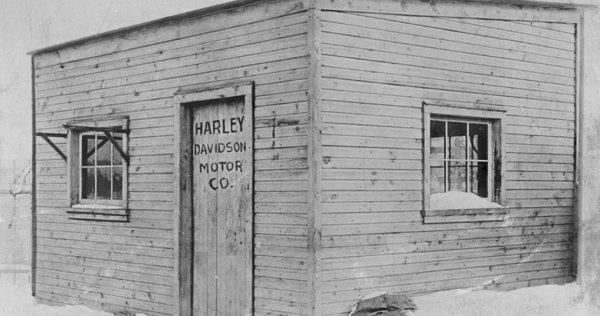 100 yıllık başarı öyküsü: Harley Davidson #5