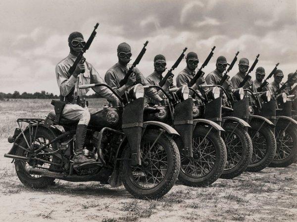 100 yıllık başarı öyküsü: Harley Davidson #8