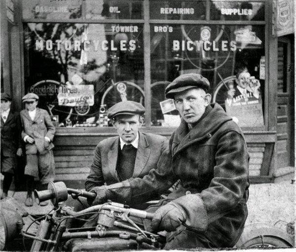 100 yıllık başarı öyküsü: Harley Davidson #10