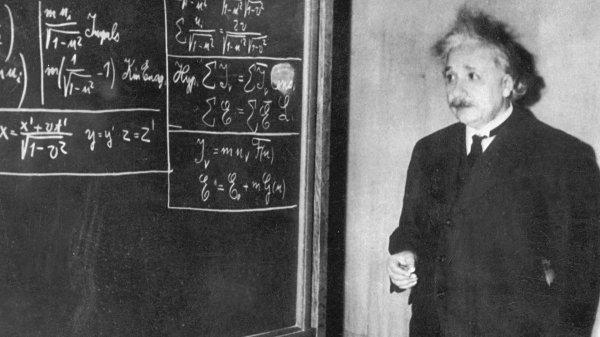 Albert Einstein'ın 1896 yılından kalma karnesi #3