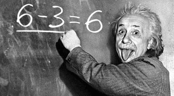 Albert Einstein'ın 1896 yılından kalma karnesi #5