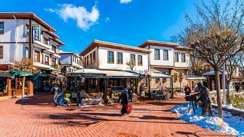 hamamönü Ankara'da görülmesi gereken yerler