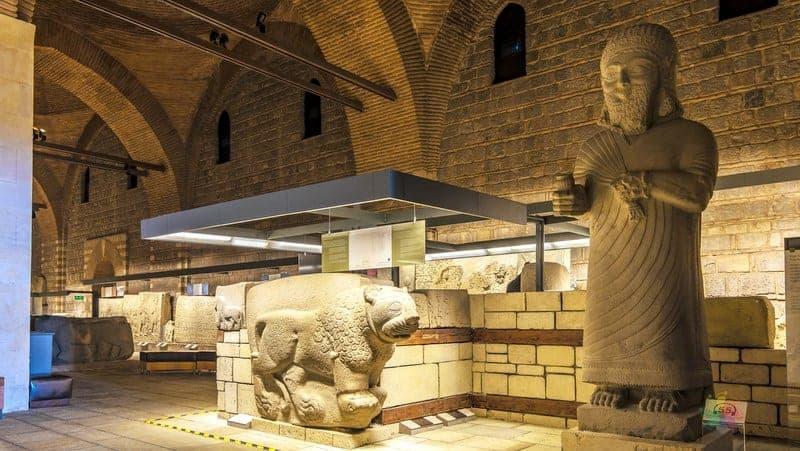 Anadolu Medeniyetleri Müzesi Ankara'da nereler gezilir