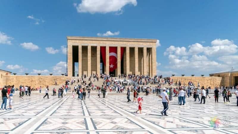 Anıtkabir Ankara gezilecek yerler