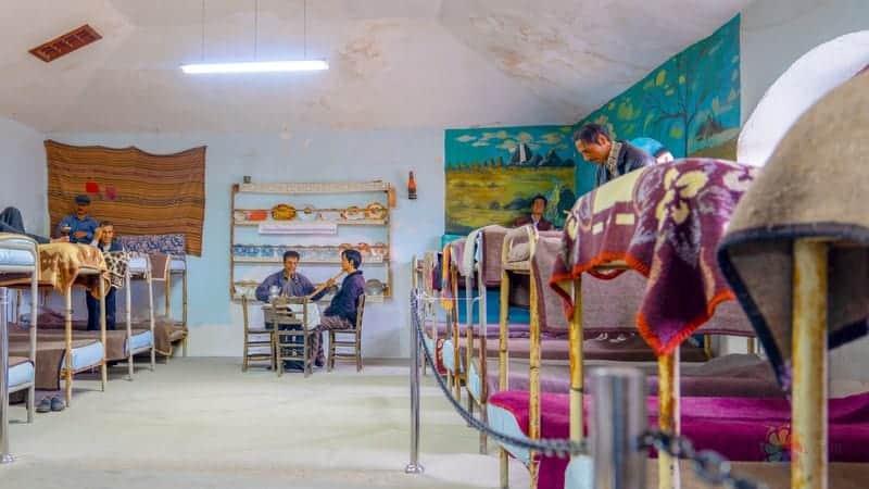 Ankara gezilecek yerler Ulucanlar Cezaevi Müzesi