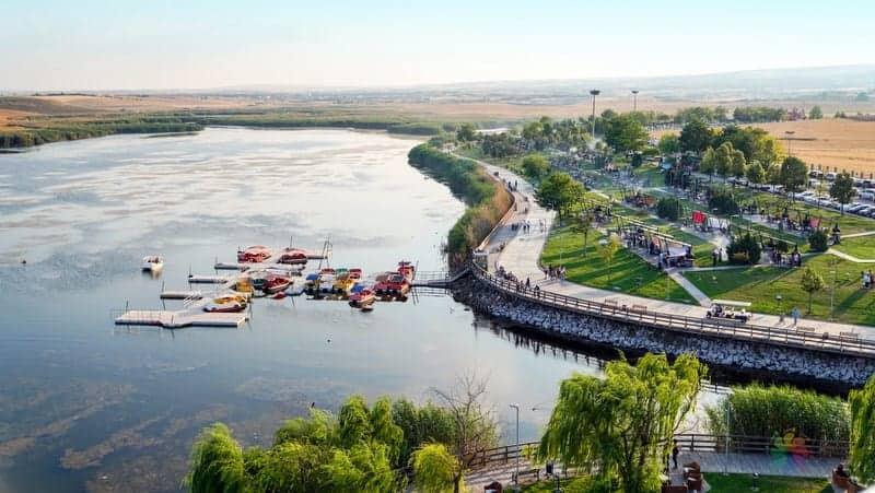 Mogan park Ankara gezilecek yerler