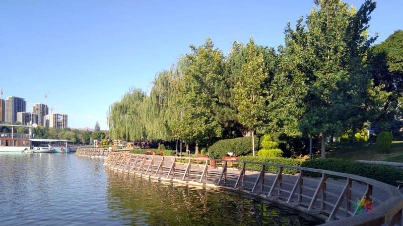 Göksu Parkı Ankara gezisi