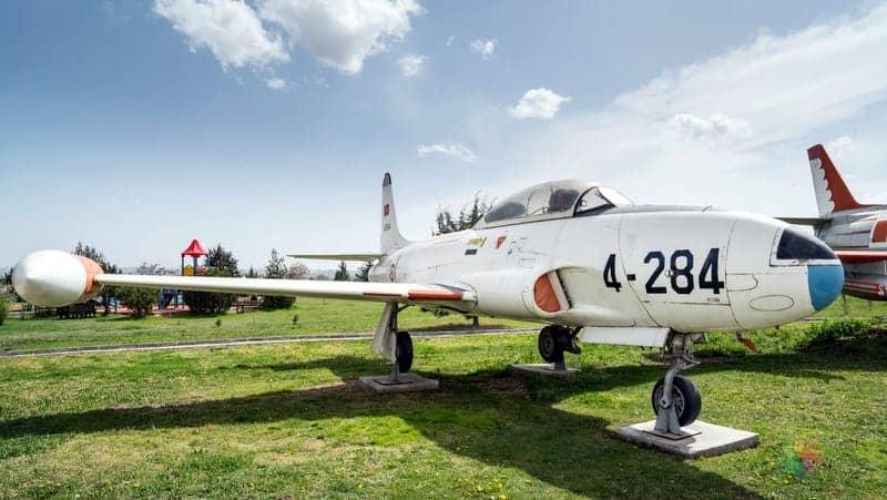 Ankara gezilecek yerler Hava Kuvvetleri Müzesi