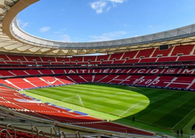 Atletico Madrid Stadının adı ne? Atletico Madrid Stadı nerede,