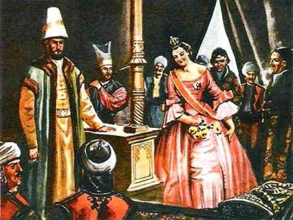 Baltacı Mehmet Paşa ve Rus Çariçesi Katerina skandalı #3