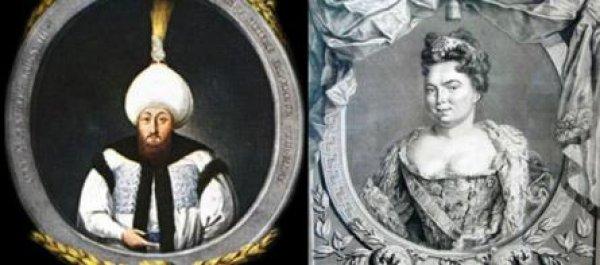 Baltacı Mehmet Paşa ve Rus Çariçesi Katerina skandalı #5