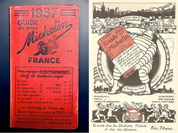 Bir lastik markasından restoran otoritesine: Michelin #1