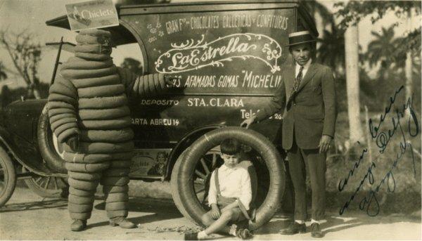 Bir lastik markasından restoran otoritesine: Michelin #2