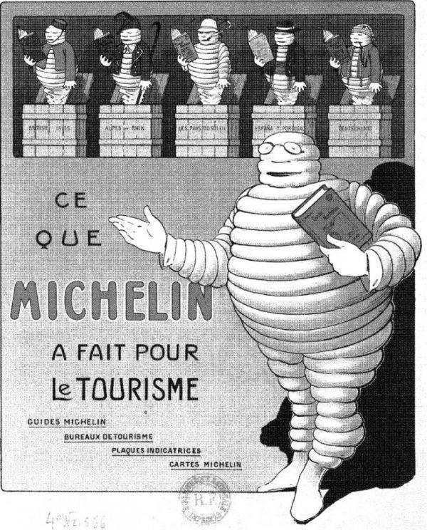 Bir lastik markasından restoran otoritesine: Michelin #3