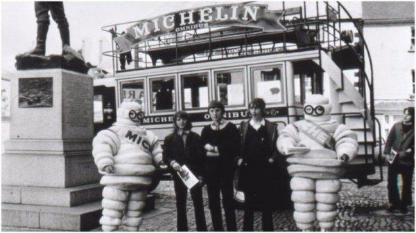 Bir lastik markasından restoran otoritesine: Michelin #4