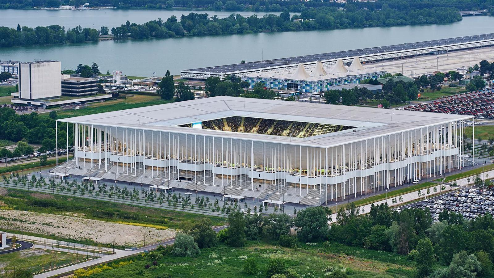 Bordeaux Stadının adı ne? Bordeaux Stadı nerede, kapasitesi