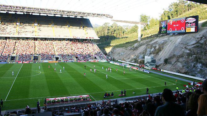 Braga Stadının adı ne? Braga Stadı nerede, kapasitesi ne kadar?