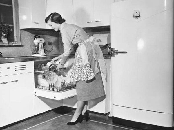 Bulaşık makinesini bulan kadının ilginç icat serüveni #2