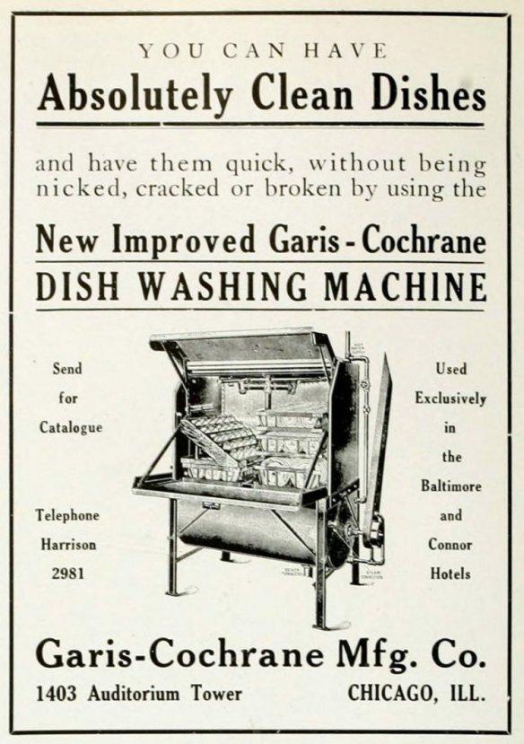 Bulaşık makinesini bulan kadının ilginç icat serüveni #4