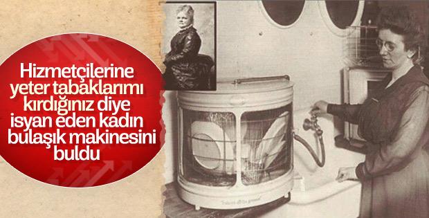 Bulaşık makinesini bulan kadının ilginç icat serüveni