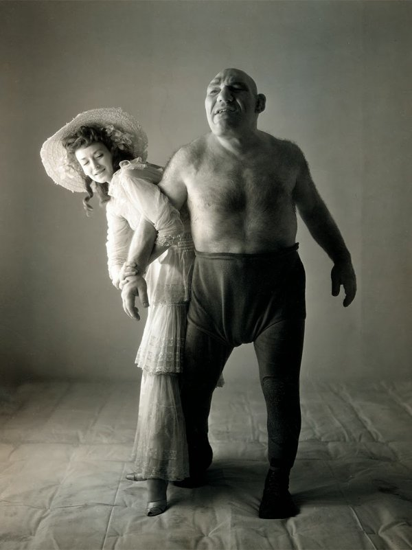 Gerçek Shrek: Maurice Tillet in ilginç hikâyesi #2