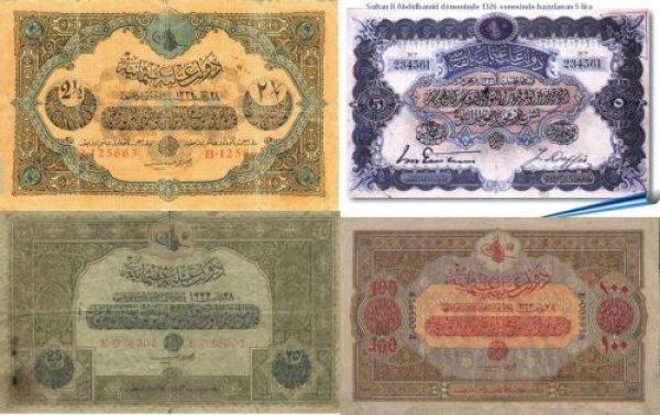 İlk Osmanlı bankası: Bank-ı Dersaadet #1
