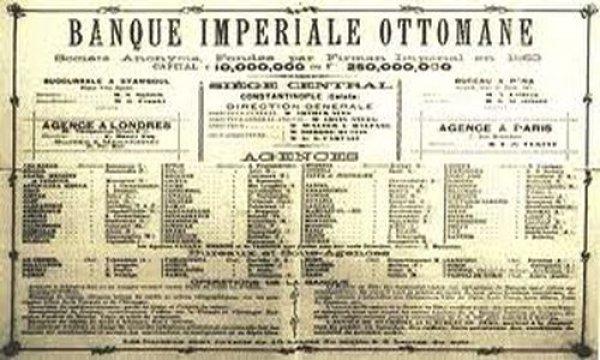 İlk Osmanlı bankası: Bank-ı Dersaadet #2