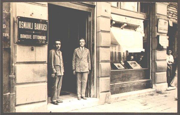 İlk Osmanlı bankası: Bank-ı Dersaadet #6
