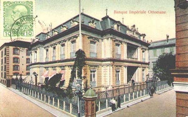 İlk Osmanlı bankası: Bank-ı Dersaadet #7