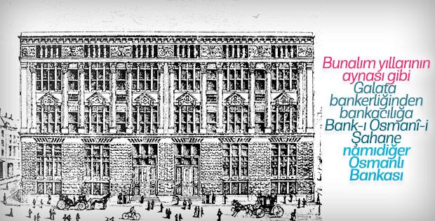 İlk Osmanlı bankası: Bank-ı Dersaadet