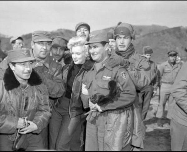 Marilyn Monroe nun Türk askerine moral verdiği yıllar #2