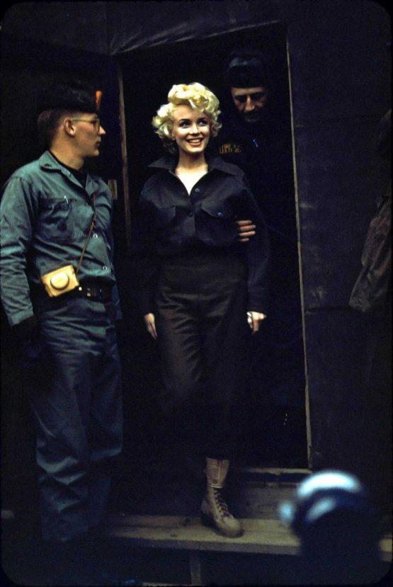 Marilyn Monroe nun Türk askerine moral verdiği yıllar #3