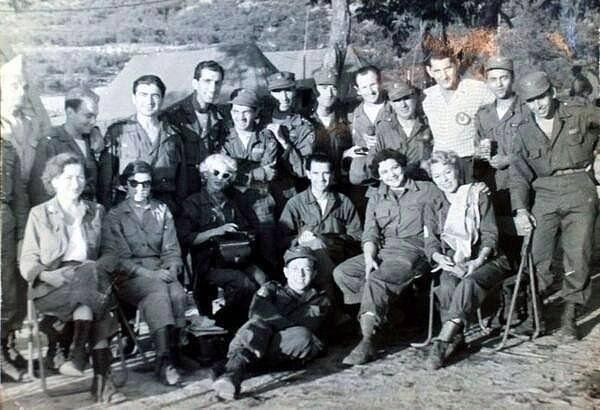 Marilyn Monroe nun Türk askerine moral verdiği yıllar #4