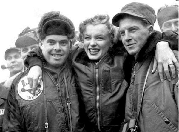 Marilyn Monroe nun Türk askerine moral verdiği yıllar #16