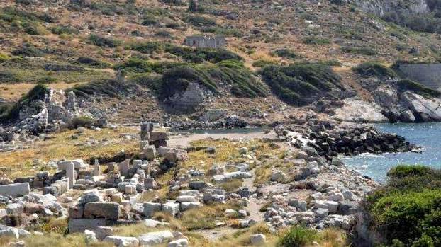 Loryma Antik Kenti Bozukkale