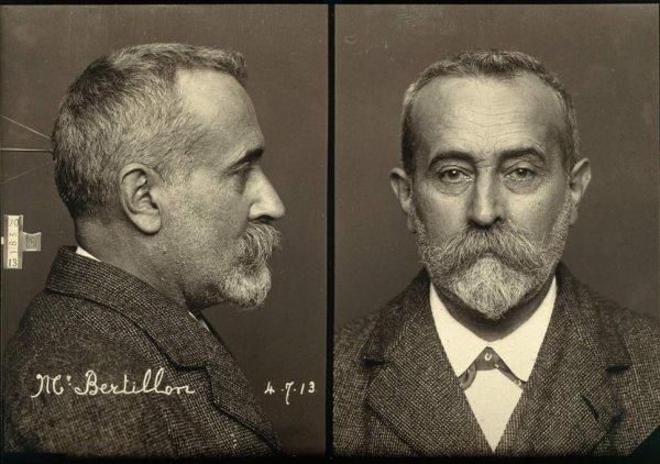 Sabıka fotoğraflarının mucidi: Alphonse Bertillon #1