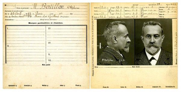 Sabıka fotoğraflarının mucidi: Alphonse Bertillon #2
