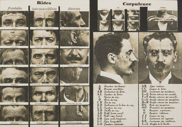 Sabıka fotoğraflarının mucidi: Alphonse Bertillon #5