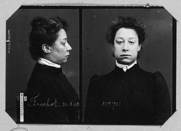 Sabıka fotoğraflarının mucidi: Alphonse Bertillon #8