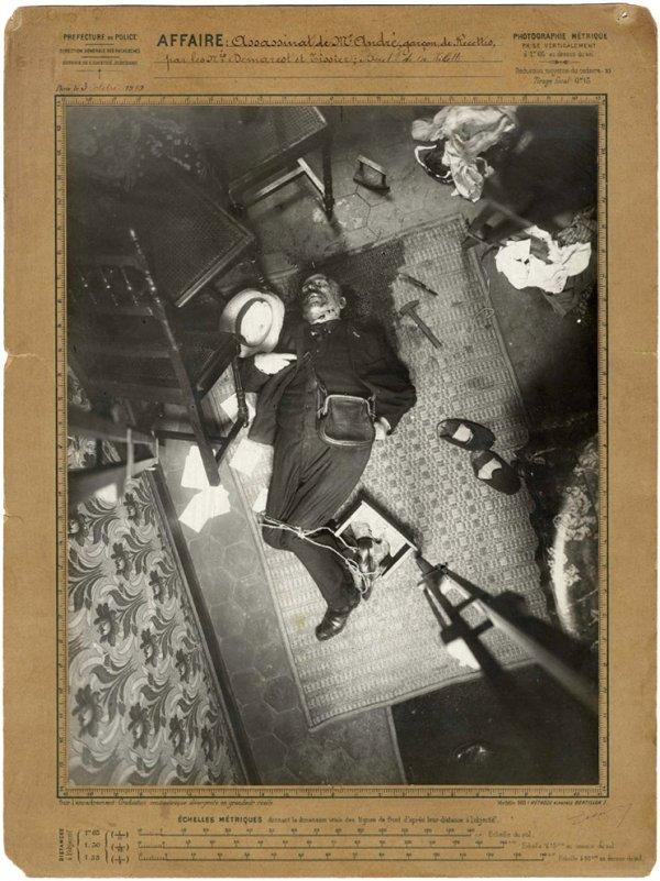 Sabıka fotoğraflarının mucidi: Alphonse Bertillon #9