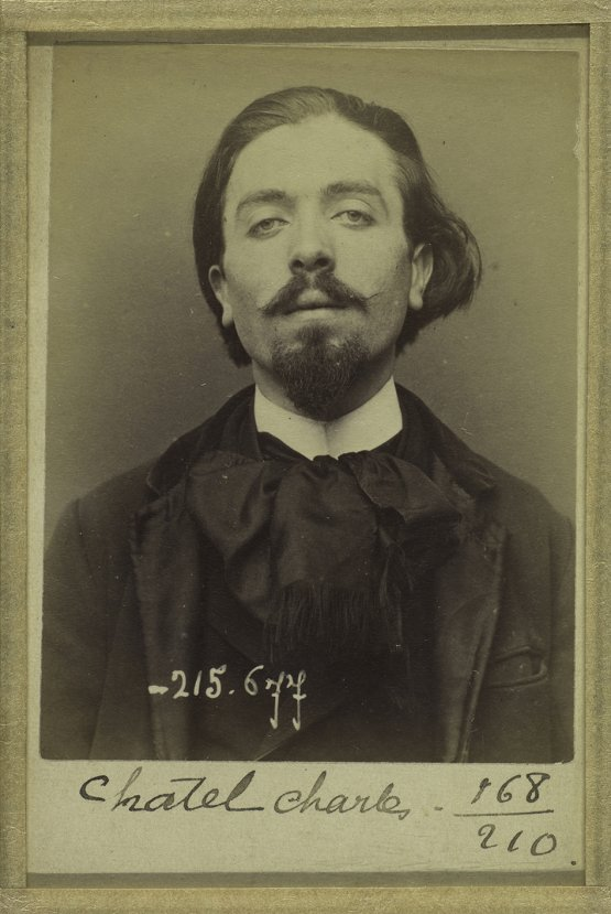 Sabıka fotoğraflarının mucidi: Alphonse Bertillon #11
