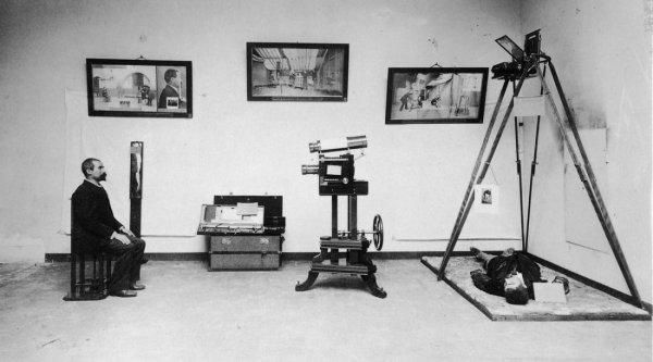 Sabıka fotoğraflarının mucidi: Alphonse Bertillon #12