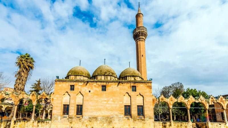 Rizvaniye Cami Şanlıurfa gezi rehberi