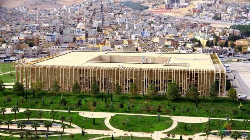 Arkeoloji Müzesi Şanlıurfa gezilecek yerler