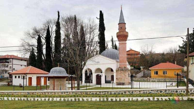 Rahime Sultan Camii Sapanca gezi rehberi