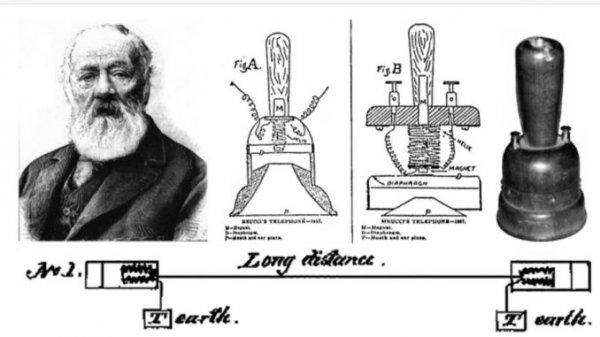 Talihsiz mucit Antonio Meucci telefonu Graham Bell e kaptırdı #2